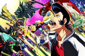 Space Dandy top animes 2014 dorama ever
