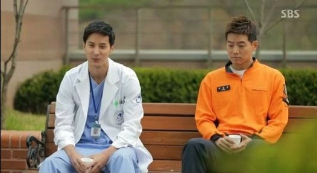 Park Dong Joo e Kang Ji Woon