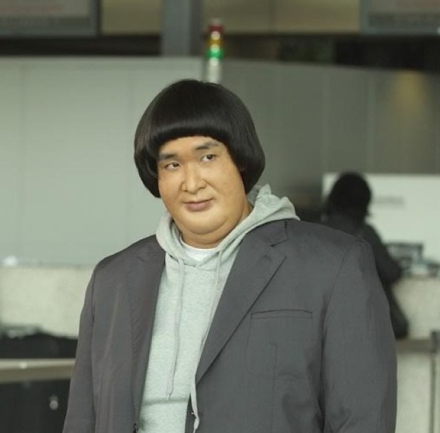 Jung Kyeo Woon fat gordo