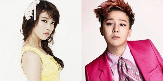 G-Dragon promete participar do concerto de IU em dezembro