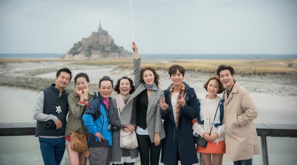 Jung Yong Hwa do CNBlue vai levar você para umas férias francesas românticas em The Package