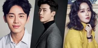 Lee Ji Hoon se junta a Lee Jong Suk e Shin Hye Sun em novo drama