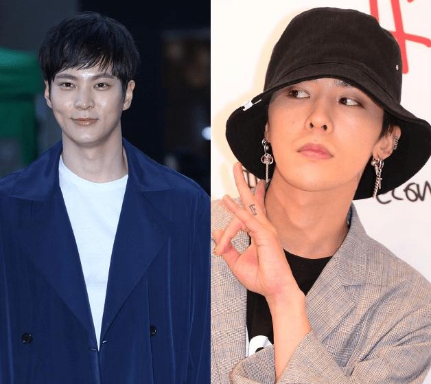 Joo Won fala sobre a vida no exército e elogia G-dragon