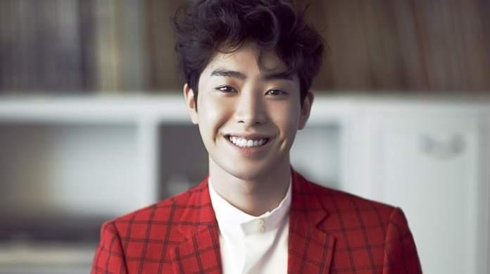 Park Min Woo revelou que está se recuperando de uma cirurgia após acidente de moto