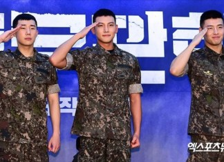 Sunggyu do INFINITE, Ji Chang Wook e Kang Ha Neul falam sobre o musical militar