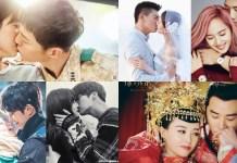 8 dramas onde lindas estrelas encontraram o amor verdadeiro na vida real