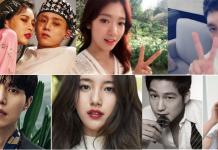 7 celebridades coreanas que anunciaram seus relacionamentos em 2018