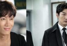Ji Sung expressa admiração pelo ator Cho Seung Woo