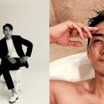 Song Seung Hun: 8 Fotos da estrela de The Player trabalhando duro