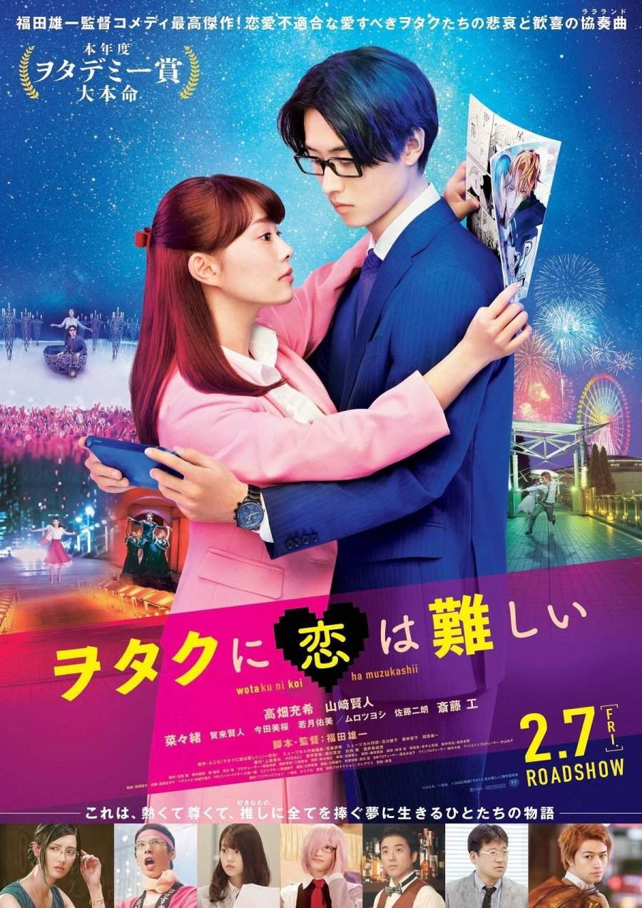 It's Difficult to Love an Otaku (2020) Movie