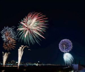 多摩川花火大会,2018,駐車場,交通規制,最寄駅,アクセス,方法