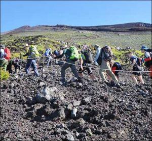 富士登山,富士山,登山,日帰り,初心者,子供,優しい,コース,準備,ポイント