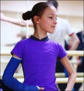 アンナ・シェルバコワ選手の可愛い画像