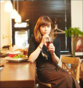 ワンオクTomoyaの結婚相手(嫁)と言われている小野寺薫=原 愛美の画像