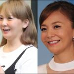 華原朋美の2018年現在の太った画像