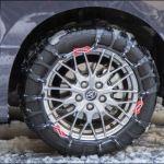 タイヤのチェーン義務化の場所はどこ?(2018年)違反したら罰則?罰金?
