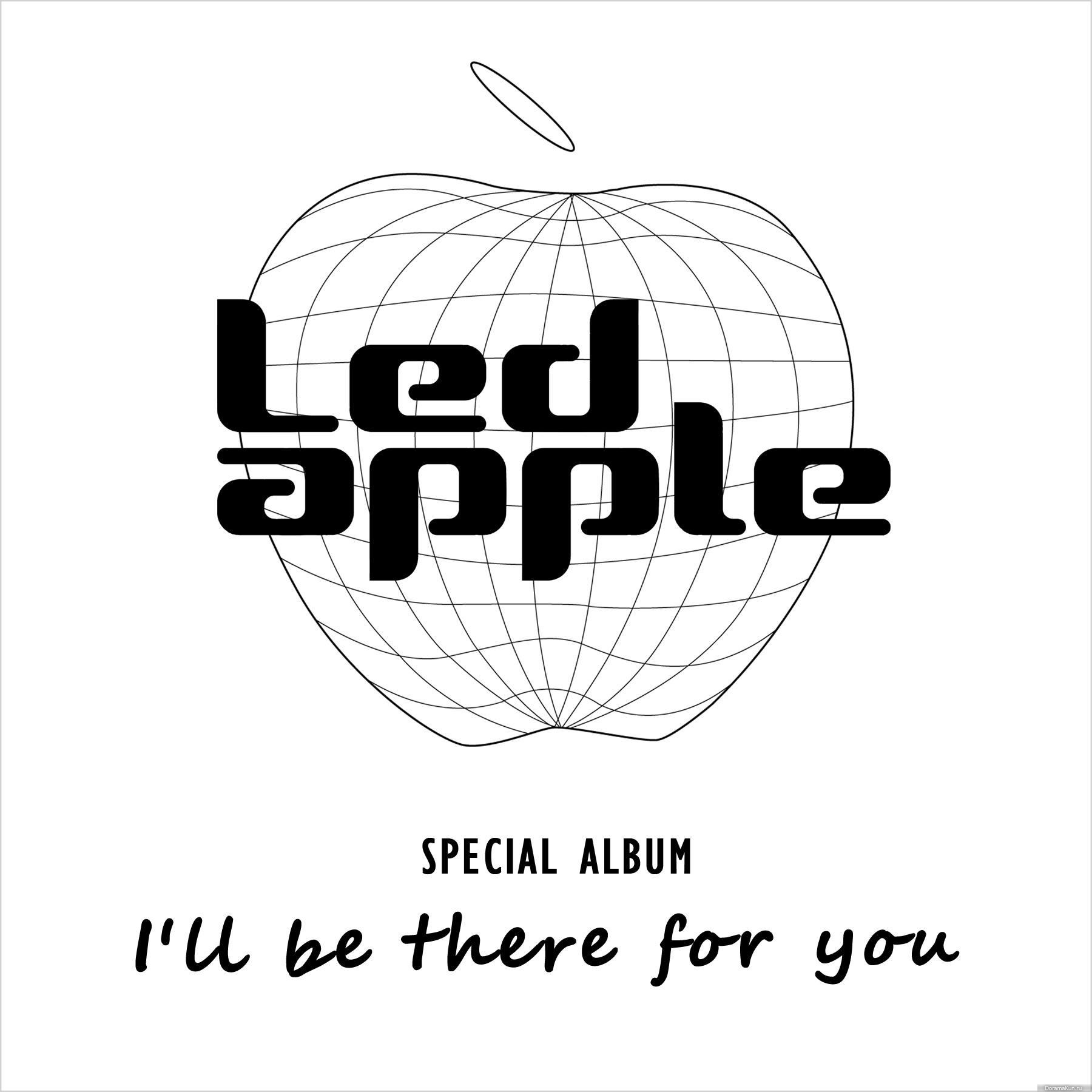 Led Apple I Ll Be There For You Single