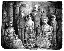 Fashioned People Lookin Creepy Poisoned Inkwell