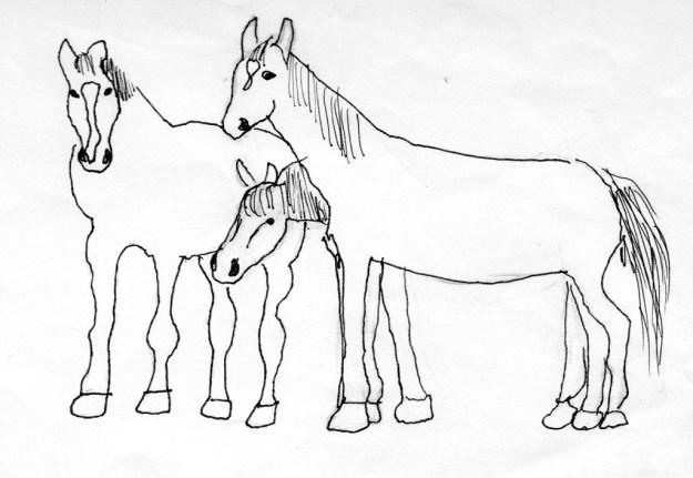 Horse2-DORARTIS