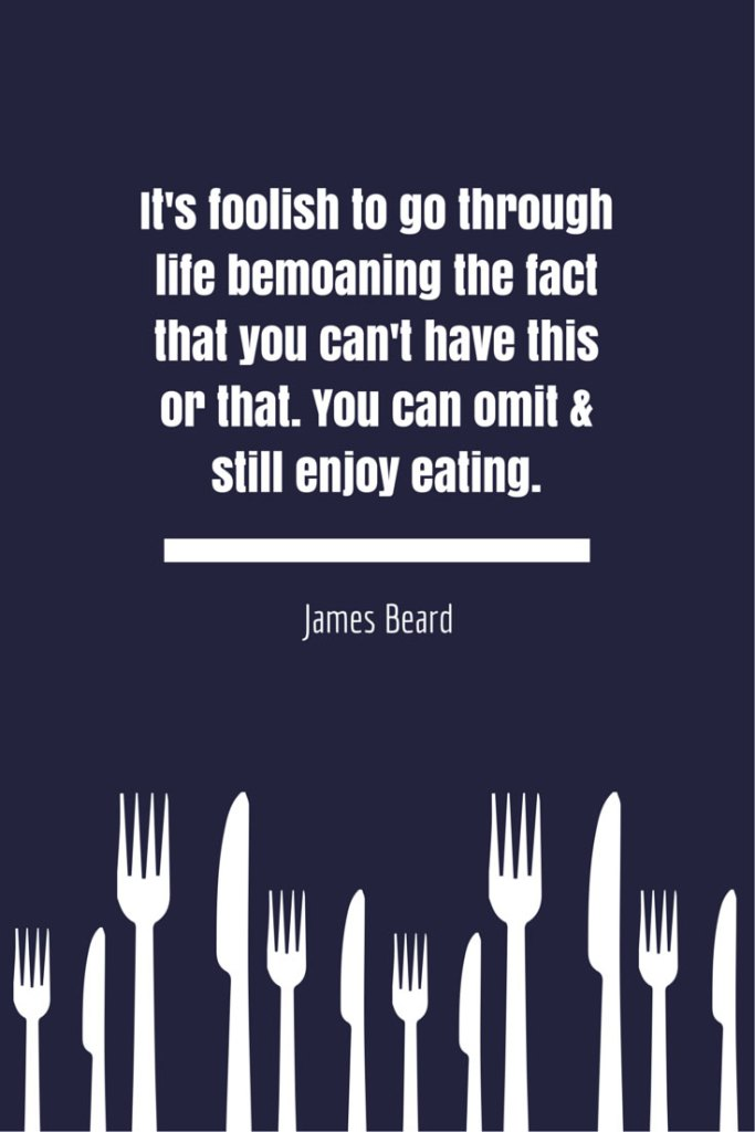 james beard quote