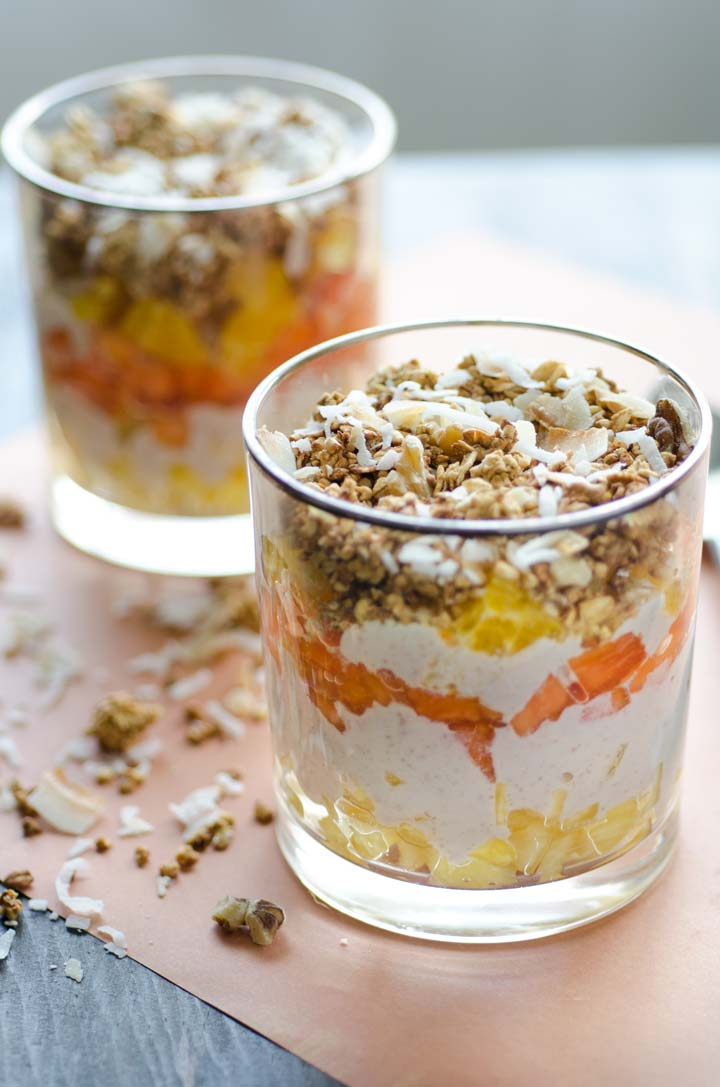 This Bionico Mexican Fruit Salad is a refreshing, satisfying, and perfectly sweet and creamy breakfast or special treat