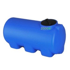 Емкости для воды из пищевого полиэтилена на 2000 л. Купить в Минске с доставкой по Беларуси