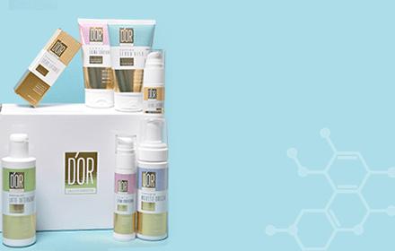 I Prodotti D'or contengono sostanze naturali e attivi puri, combinati in modo sinergico, per essere efficaci e sicuri.