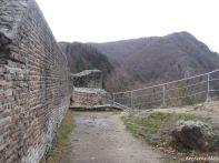 Detaliu - Cetatea Poenari 1