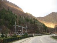 Hidrocentrala Vidraru si Cetatea Poenari
