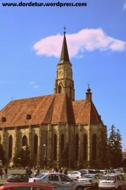Piața Unirii - Biserica Sf. Mihail