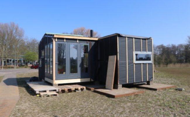 Video Eerste Tiny Houses Tussentij Geplaatst