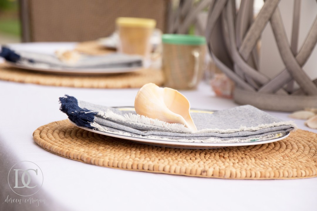 tablescape place setting