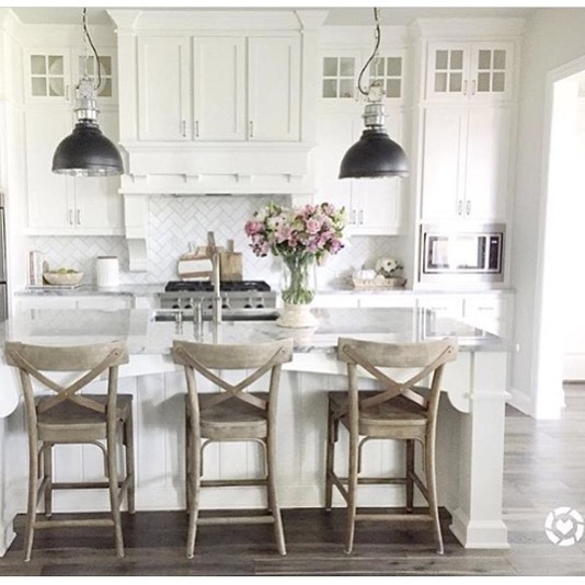 How gorgeous is this kitchen from my friend Erin mytexashouse?hellip
