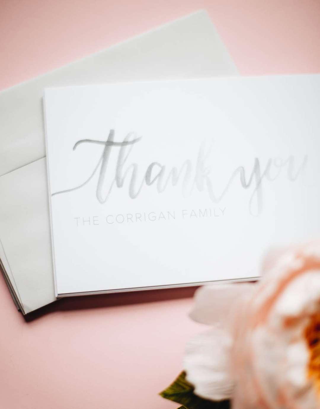 below is the step by step guide for how you can create your own thank you - Make Your Own Thank You Cards