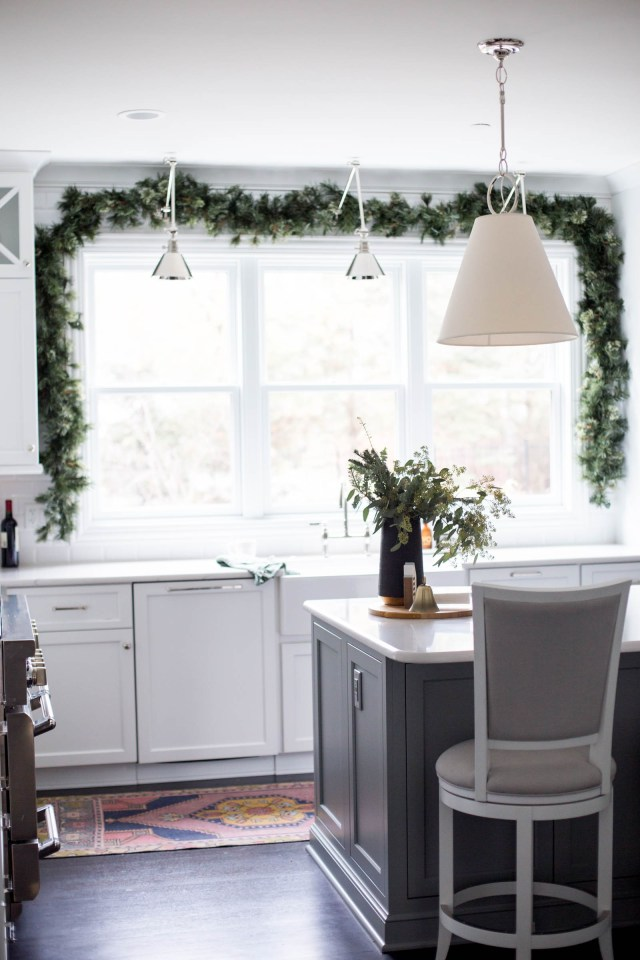 Kitchen Christmas Decor Under $50