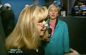 """Doreen Mogavero and Ellen DeGeneres on """"Ellen"""""""