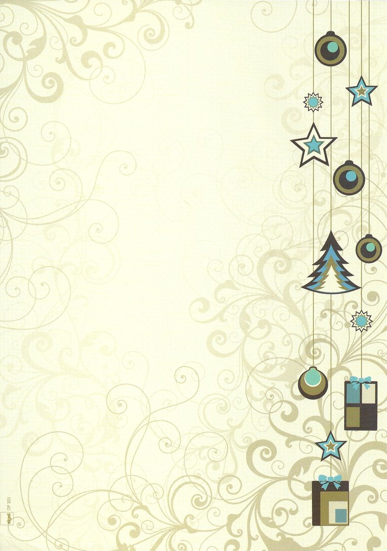 Briefpapier Weihnachten in grn Sigel Doreens Briefpapierwelt
