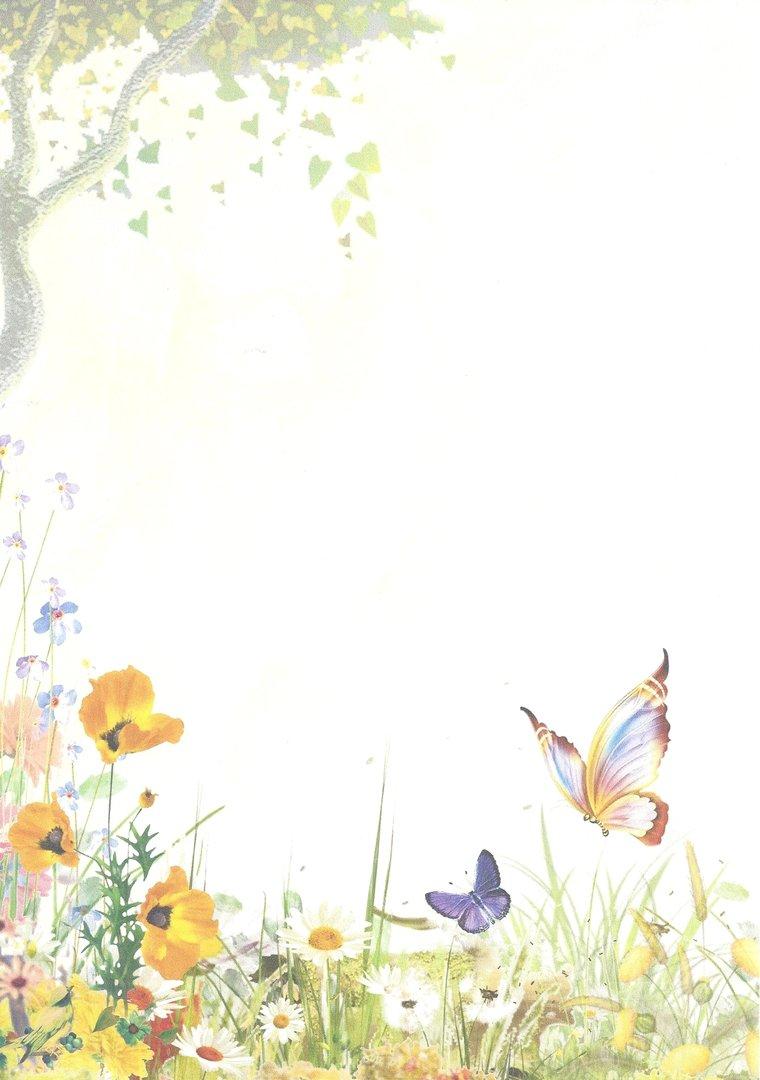 Briefpapier Purple Butterfly ehre_bern ebay Doreens