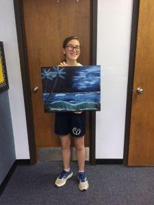 Student Art Gallery - Dore Fay Strock
