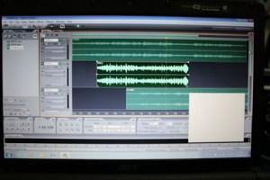 Computer Singing Recording电脑歌唱录音