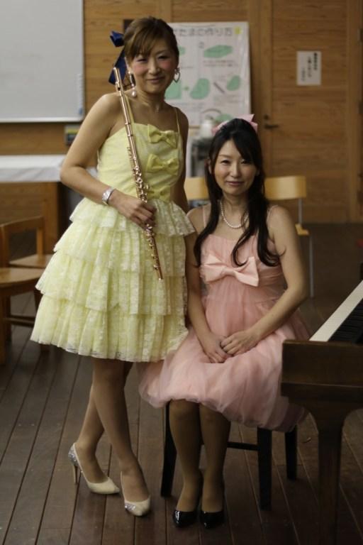 久留米ピアノ教室 久留米フルート教室 山田明子 フルート奏者