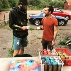Jacob Wolff and David Lisser, when working methods meet