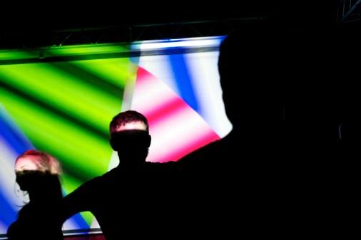 Jacob Wolff, 'The Wolff Machine', the accompany DJ set by Elliot Horton-Stephens