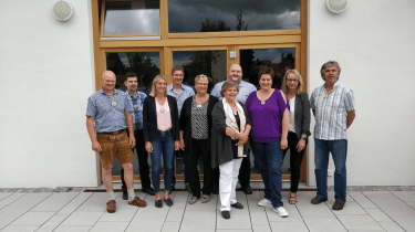 Vorstandschaft der Dorfgemeinschaft Natternberg e.V.