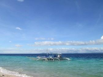 Ein typisches Fischerboot