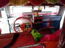 Jeepney Cockpit