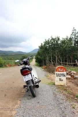 Unser oldschool-Moped