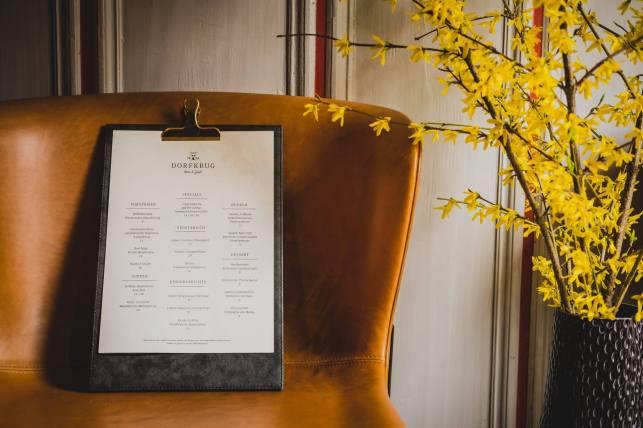 Restaurant Dorfkrug Kampen Bar Grill Launch-Chair