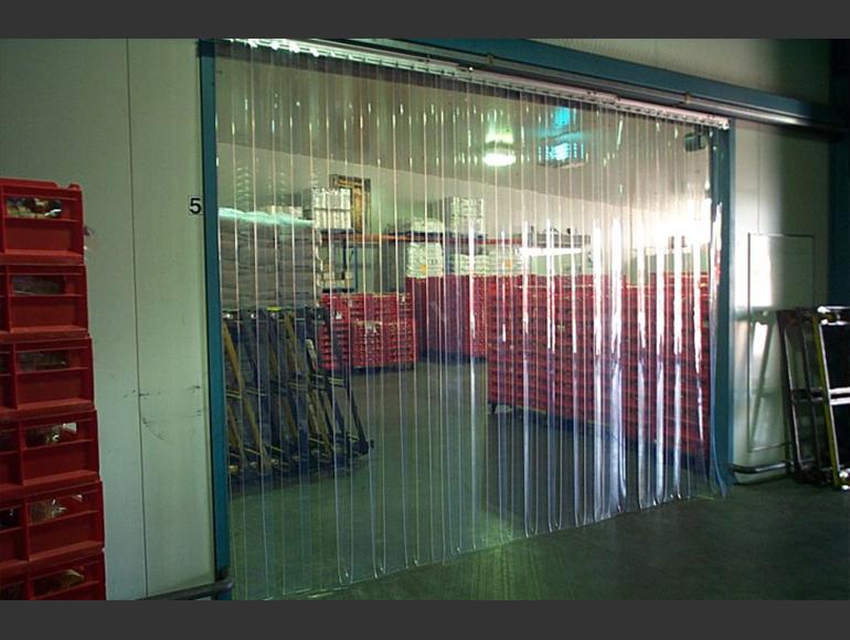 Visiflex PVC Strip Curtains  Dorflex