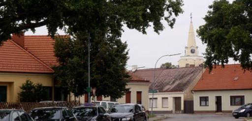 Die Wehrkirche von Drösing